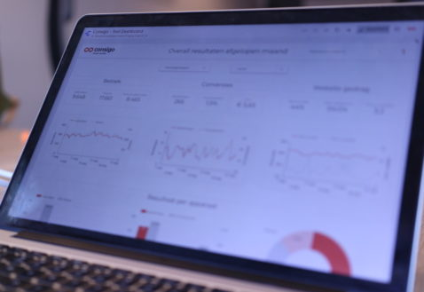 webanalyse optimalisatie dashboard