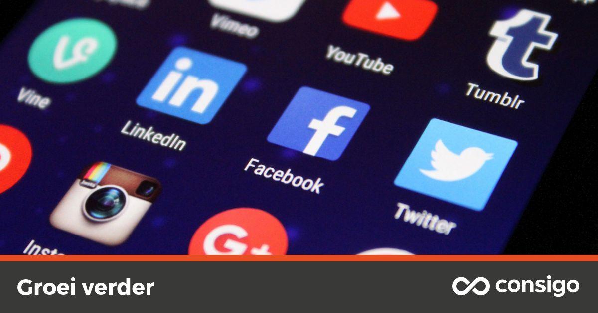 LinkedIn social media profiel