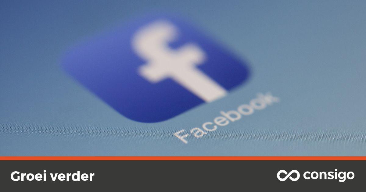 Facebook domein verificatie