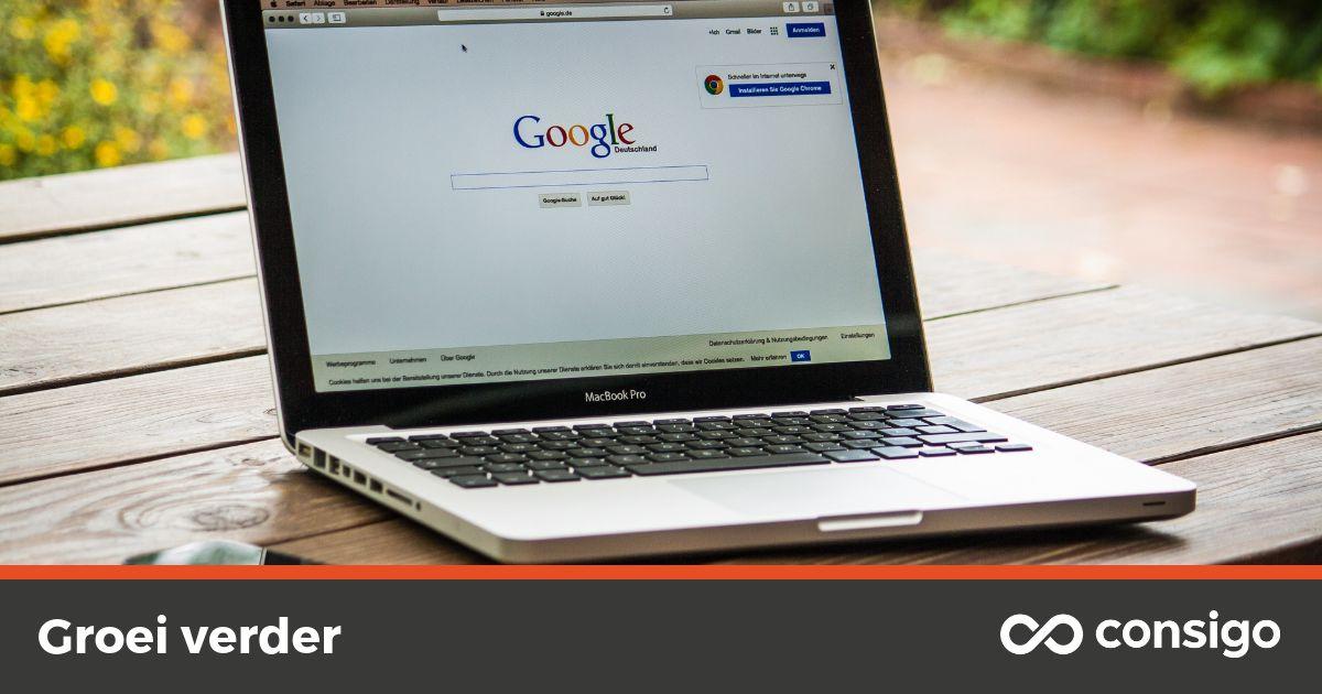 adverteren structuur google Ads