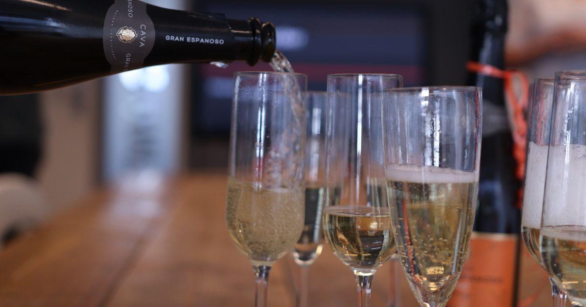 Blog doelen stellen champagne