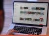 Banner video laptop