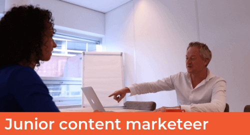 Vacatures Website - GRID - Junior content marketeer