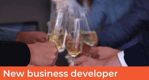 Vacatures Website - GRID - New business developer