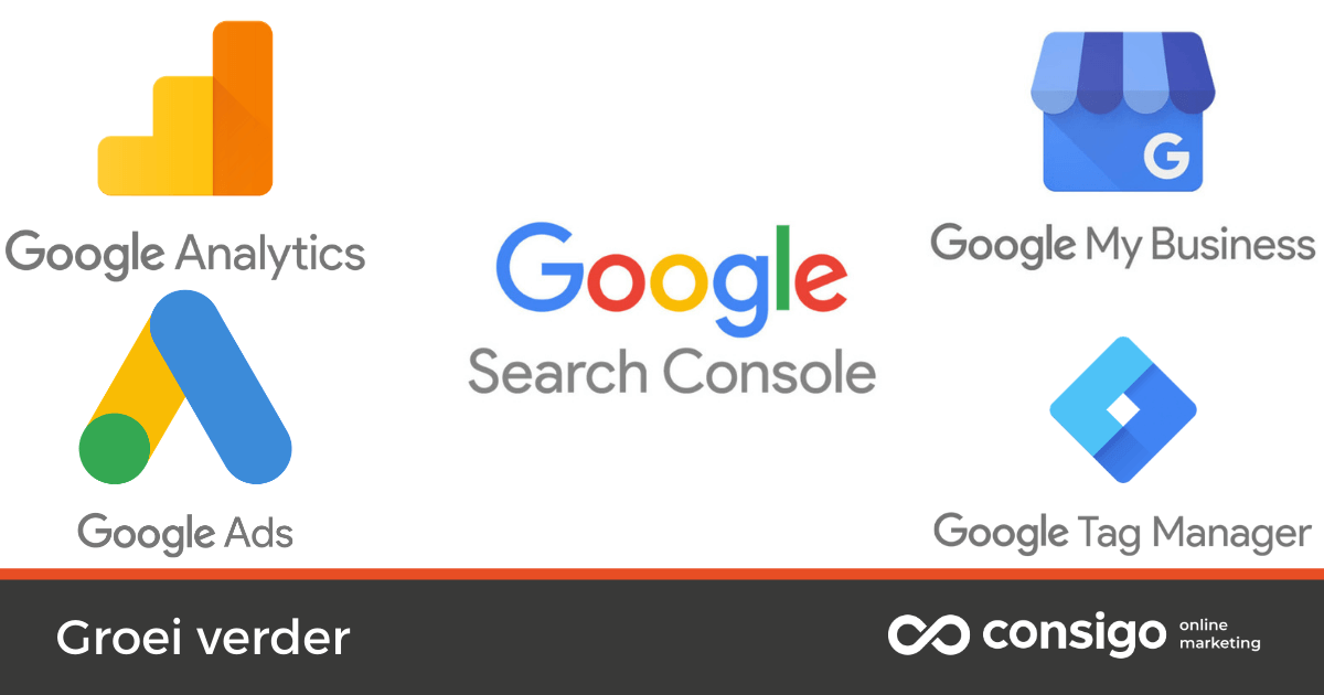 online marketing tools Google