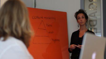 content marketing - bepaal je doel - Consigo Amersfoort