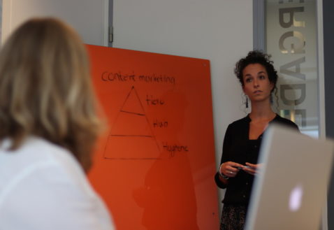content marketing - bepaal je doel - Consigo Amersfoort