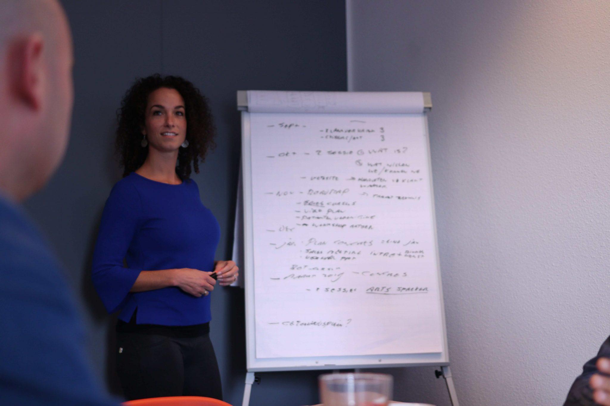 boodschap planning online marketing event
