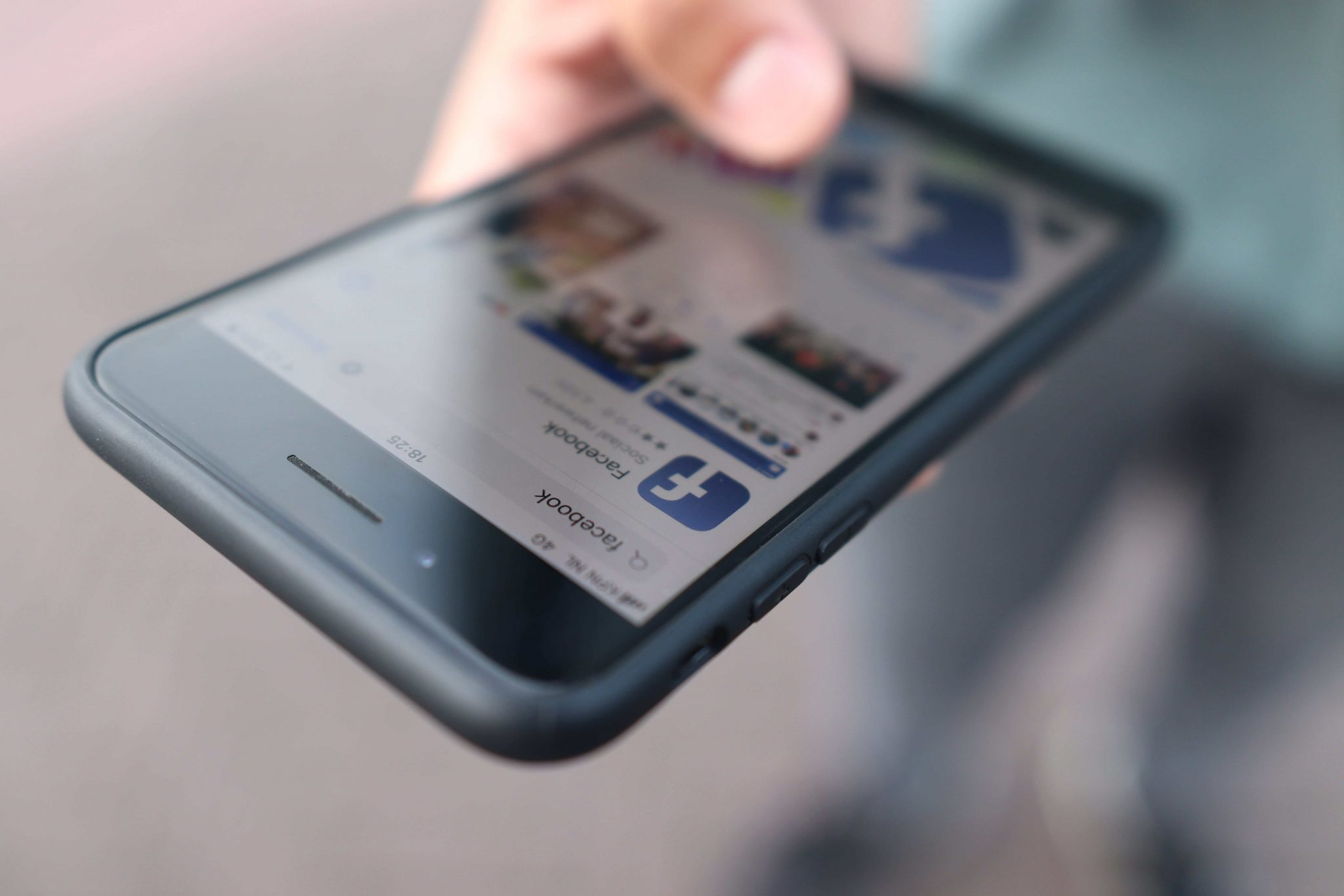 training Facebook marketing